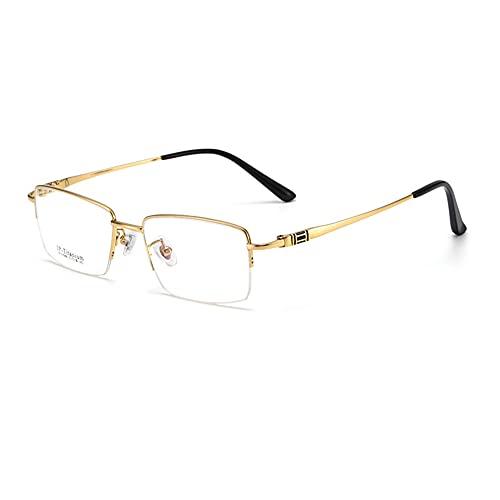 HQMGLASSES Gafas de Lectura para Hombres Lector de múltiple