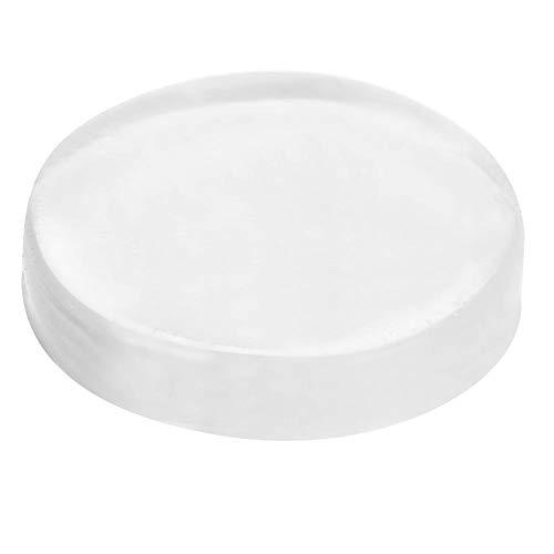 Extension de cils en silicone Support de support adhésif Palette Cils Pad Outil de maquillage pour hommes et femmes(3 cm)