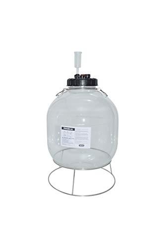 KegLand FermZilla KL15189 All Rounder Plastic PET Fermenter - 7.9 gal. / 30 L - FE147 - Ferment Under Pressure