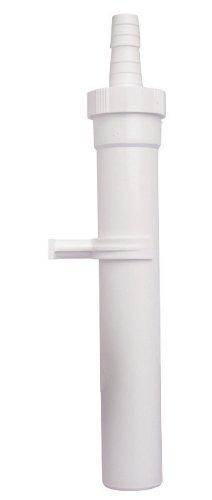 Sanitop-Wingenroth Verstellrohr für Geräte-Geruchsverschluss | Verstellrohr für Waschmaschine / Spülmaschine | Kunststoff | 40 x 305 mm