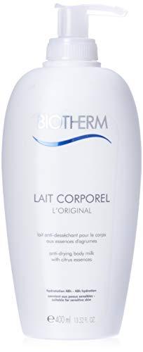 Biotherm - Lait Corperel Anti-drying Body Milk - Leche corporal Unisex - 400 ml