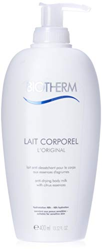 Biotherm - Lait Corperel Anti-drying Body Milk - Leche corporal Unisex - 400 ml