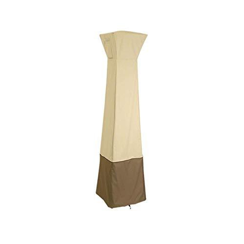 SONGQI Wasserdichtes Oxford-Stoff-Hochleistungszubehör für den Außenbereich Tragbarer tragbarer Hausgarten-Terrassenheizungsdeckel Multifunktions-langlebig,84 x 221 cm