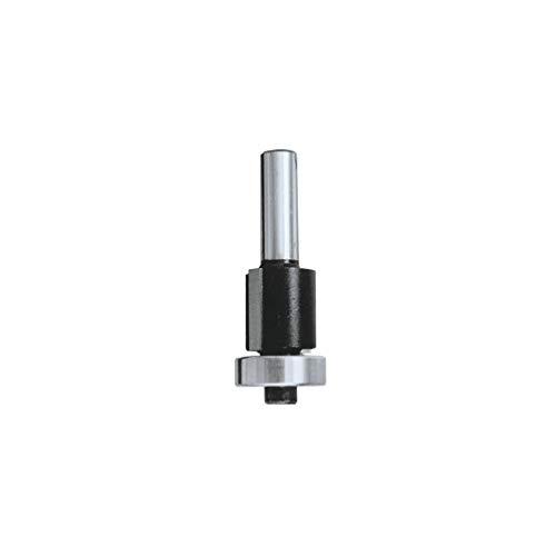 Leman - Fraise d'affleureuse-droite - Ø mm.19 - Ø queue mm.8 - Long. utile mm.16 -