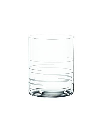 Spiegelau & Nachtmann 4035166 Signature Drinks Whiskybecher Set, Kristallglas