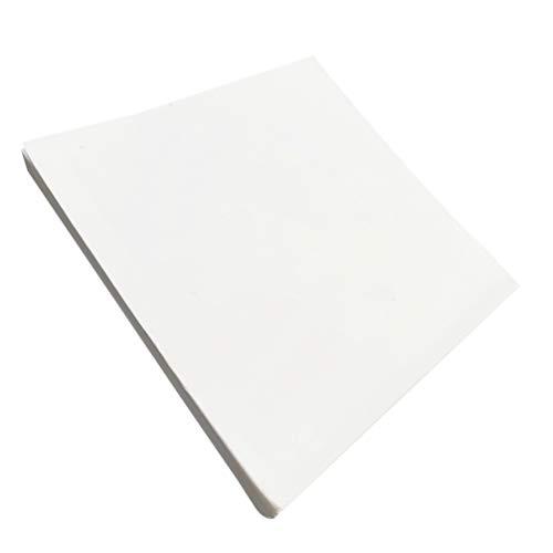 VILLCASE 100 Stks Papieren Boterhamzakje Traktatiezakken Driehoek Voor Bakkerij Koekjes Snoepjes Dessert Chocolade Kerstfeest Gunst Voedsel Inpakpapier Wit 15X15cm