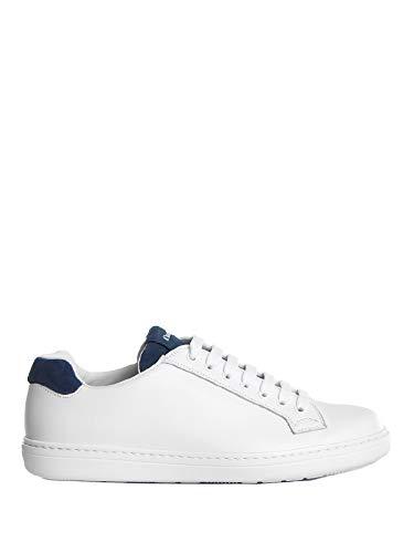 Church's MOD. Boland Plus 2-EEG031-9AB2 Scarpe Sneakers Pelle Uomo Bianco 9