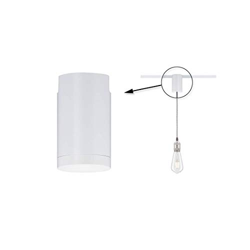Paulmann Stromschienensystem URail Universal Pendel Adapter Weiß 230V Metall/Kunststoff | 954.95