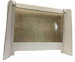 デスクパーテーション 10台/1セット |飛沫感染予防 段ボール製シールド 仕切り ダンボール 卓上型 受付 デスクワーク 窓口