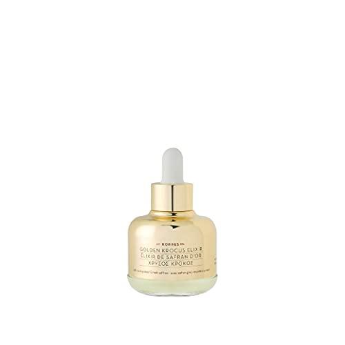 Korres Golden Crocus Anti-Ageing Elixier,1er Pack (1 x 30 ml)