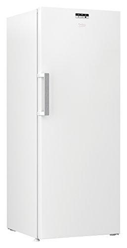 Beko RFSA240M21W Gefrierschrank / A+ / 151 cm / 215 L Gefrierteil / Supergefrierschaltung / Antibakterielle Türdichtungen / Eiswürfelschale
