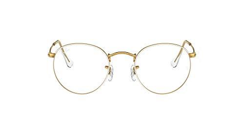 Ray-Ban VISTA 0RX3447V Gafas, 3104, 50 Unisex Adulto