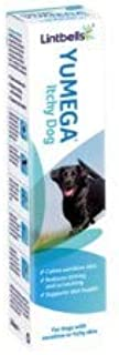 Dog anti itch relief improve skin and coat condition Lintbell YUMEGA ITCHY DOG(YUMEGA PLUS) 250 ML