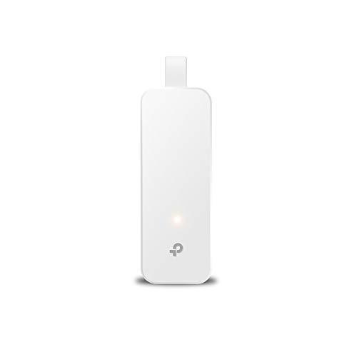 TP-Link 有線LAN アダプター 10/100/1000 Mbps Giga USB3.0 ポータブル UE300