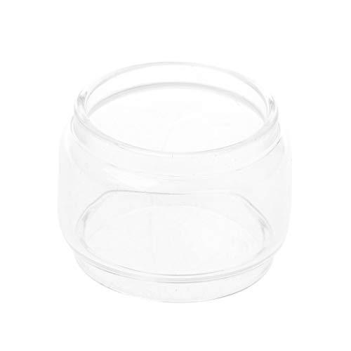 Fahou Transparent Zeus X Pyrex Glasrohr Klarglas Tank Elektronische Zigarette Vape Zubehör Für Verdampfer Zerstäuber