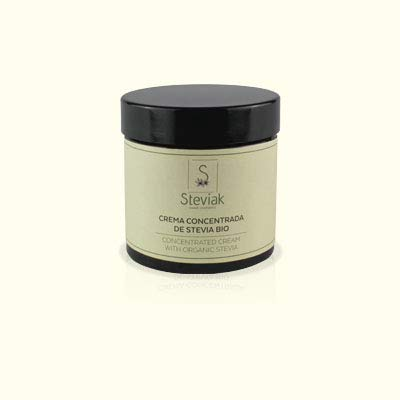 Crema Facial Concentrada de Stevia BIO 60ml (Lavanda, 60 ml.)