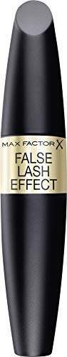 Max Factor False Lash Effect Mascara Schwarz/Braun – Wimperntusche für maximale Länge & volle Wimpern – Definition bis in die Spitzen – 1 x 13 ml