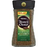 Nescafe Taster's Choice Decaf Instant Coffee, House Blend. UPC: 028000313852. Pack of 2 x 7 Oz.