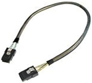 StarTech SAS Internal Cable - with Sidebands - 4-Lane - 36 pin 4i Mini MultiLane (P) to 36 pin 4i Mini MultiLane (P) - 1.6 ft