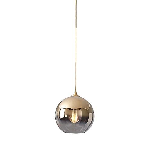 AOOLPY Ins Style Net Red Nordic Postmoderno Diseñador Bola Redonda Dormitorio Simple...