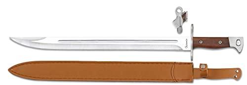 Lo Trinco Cuchillo 32502 ALBAINOX. Tamaño Hoja: 39,50 cm.