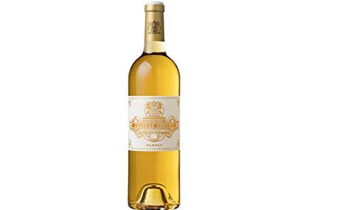 X1 Château Coutet 2015 75 cl AOC Sauternes 1er Cru Classé Vino Blanco Vin Liquoreux