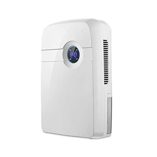 GDYJP Deumidificatori Portatili per la casa, Mini deumidificatori Intelligenti con Tubo di Scarico, Auto-off, impostazione del Timer, Ultra Silenzioso (Color : A, Dimensione : One Size)