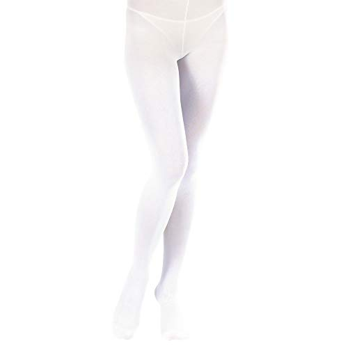 Collant bianchi 40 den Taglia XL