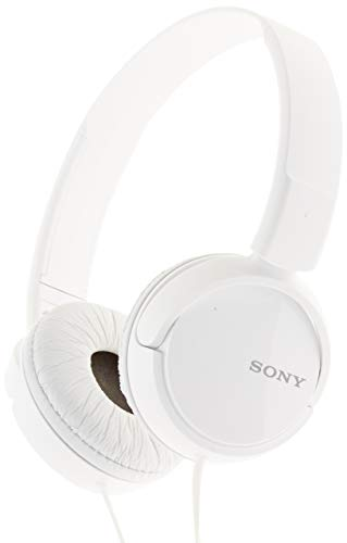 Sony MDRZX110WC Audífonos Estéreo, Blanco