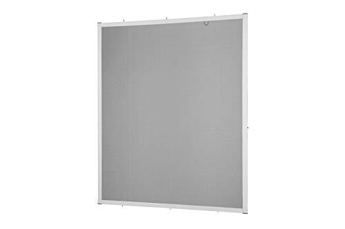 empasa Insektenschutz Fliegengitter Fenster Alurahmen Master SLIM Wunschmaß Zuschnitt Bausatz weiß, braun oder anthrazit