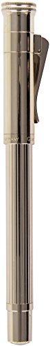 Graf von Faber-Castell Medium Classic Kugelschreiber Füllfederhalter, Sterling-Silber 1 Silberfarben