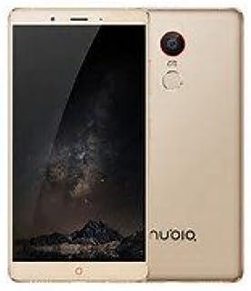 超絶ハイスペック デュアルスタンバイ 4GB RAM + 64G (4G+4Gの同時待受) SIMフリースマホ Nubia Z11 Qualcomm Snapdragon 820(Android 6.0) (ゴールド)