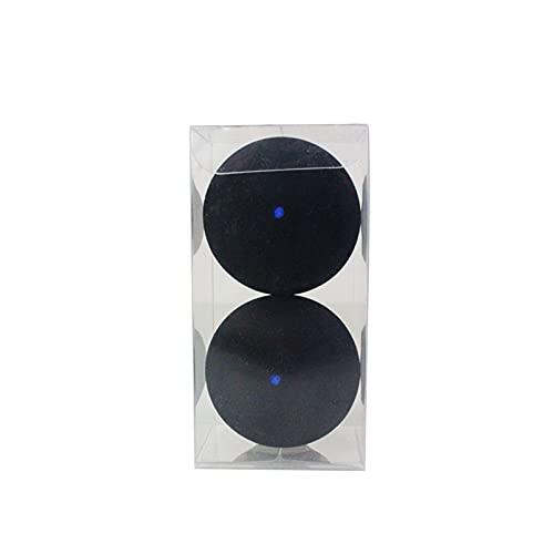 FANGCAN Single Blue Dot Trainning Squash Ball Pack of 2