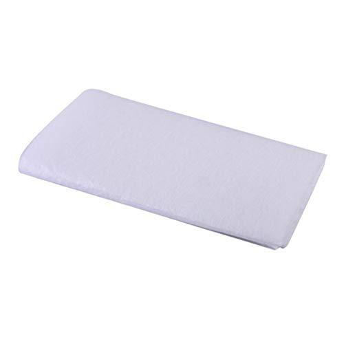 Timetided Pel¨ªcula de malla de filtro de campana de cocina para el hogar Papel de filtro de aceite de cocina Pegatinas de papel absorbentes de aceite transparentes Pegatinas a prueba de aceit