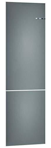 Bosch KSZ1BVG10 - Accessorio per frigoriferi VarioStyle, porta anteriore sostituibile, colore: Antracite perlato
