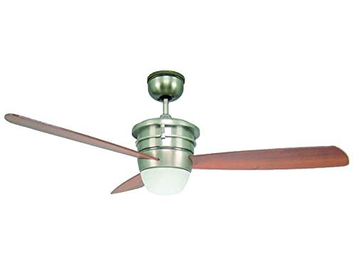 Ventilateur de plafond – SONATA (BC 705) – avec lumière, avec télécommande 132 cm