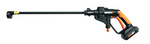 Product Image 5: WORX WG625 20V Hydroshot Cordless Portable Power Cleaner, Black and Orange