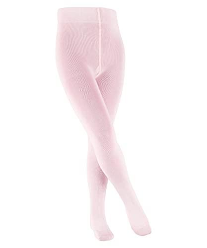 FALKE Kinder Strumpfhosen Family - 94% Baumwolle, 1 Stück,, Rosa (Powder Rose 8900), 110-116 (3-6 Jahre)