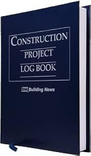 Best construction project log book Reviews