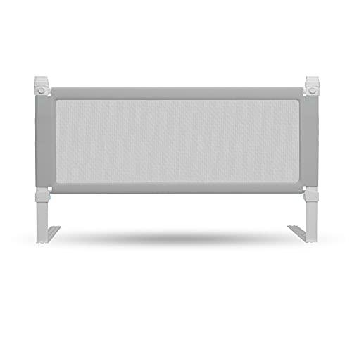 Shuai- Rieles De Cama Portátiles para Niños Pequeños Use Un Paño De Rejilla Protector De Cama De Elevación Vertical Evitar La Escalada Edad Aplicable De 0 A 6 Años. 4 Tamaño(Size:Length 220cm)