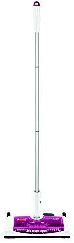 Bissell 41051 Supreme Sweep Turbo Kehrer, Akku-Besen für Hartböden und Teppiche, kabellos, aufladbar, 7.2 V - 3