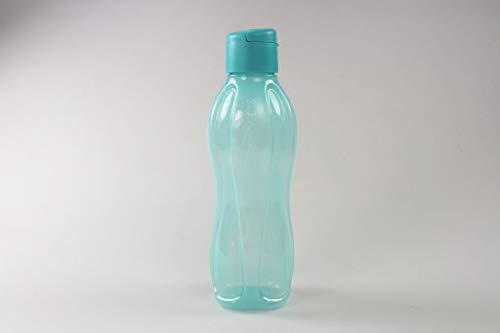 Tupperware Botella Ecológica Click de 750 ml Turquesa Azul FBA 6052
