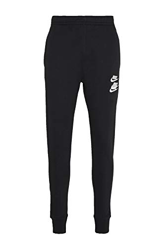 NIKE M NSW CF FT Pant WTOUR Pants, Black, XS Mens