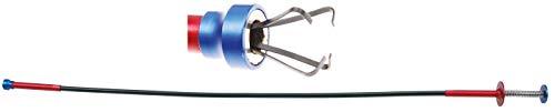 BGS 3094 | Magnetheber/Krallengreifer Kombiwerkzeug | Magnetkraft 0,8 kg | mit Greifarm | flexibel | Teleskop-Magnetstab