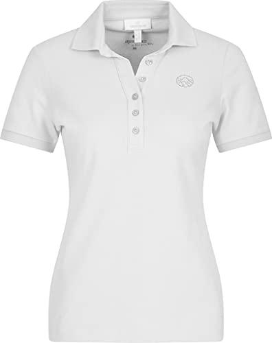 Sportalm Damen Poloshirt Größe XL Weiß (weiß)
