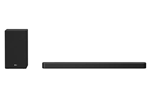 LG DSN8YG Soundbar mit Wireless subwoofer