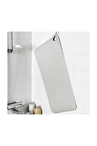 IKEA DOPPA - Bathtub mat, light grey