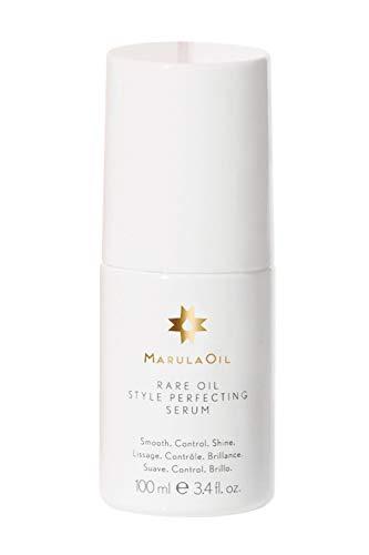 Paul Mitchell MarulaOil Rare Oil Style Perfecting Serum - pflegendes Haar-Serum für optimale Kontrolle, Haar-Fluid für ein brillantes, glattes Finish, 100 ml