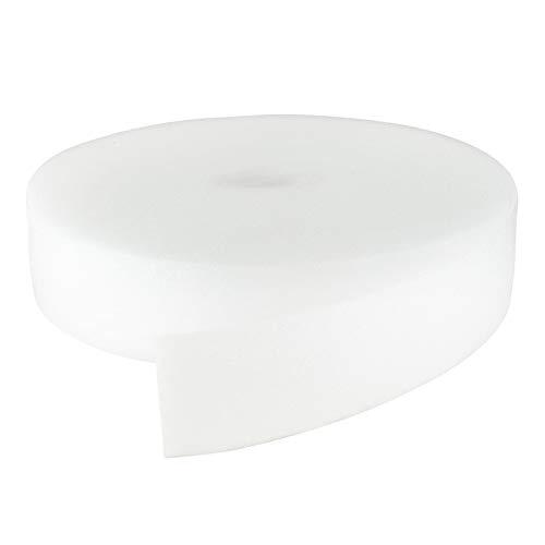 Randdämmstreifen 50 m weiß - 150 mm