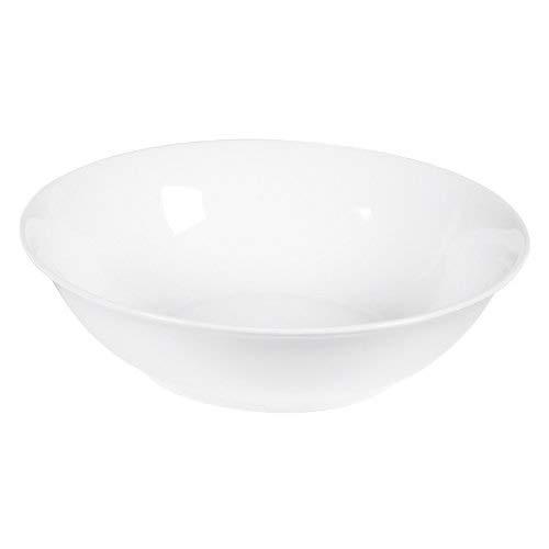 Salatschale, Schale, 23 cm, Serie Bianco, weiß